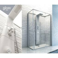 Glass Babele Shower Zuhanypanel