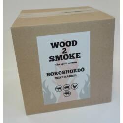Boroshordó csonk füstölőfa 1 kg