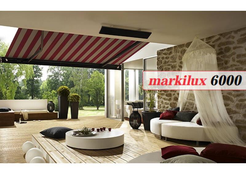 Markilux 6000 árnyékoló