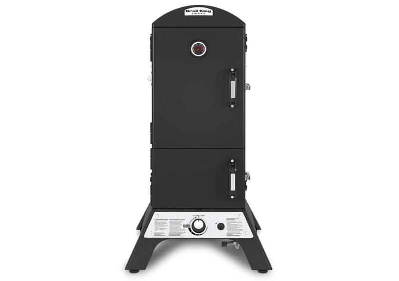 Broil King - Vertical Gas Smoker