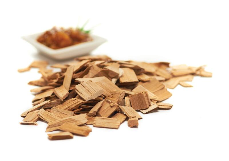 Füstölő fa (Hickory Wood Chips)