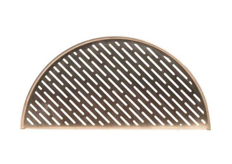 Lézervágott rozsdamentes acél felület Classic Joe modellekhez - KamadoJoe
