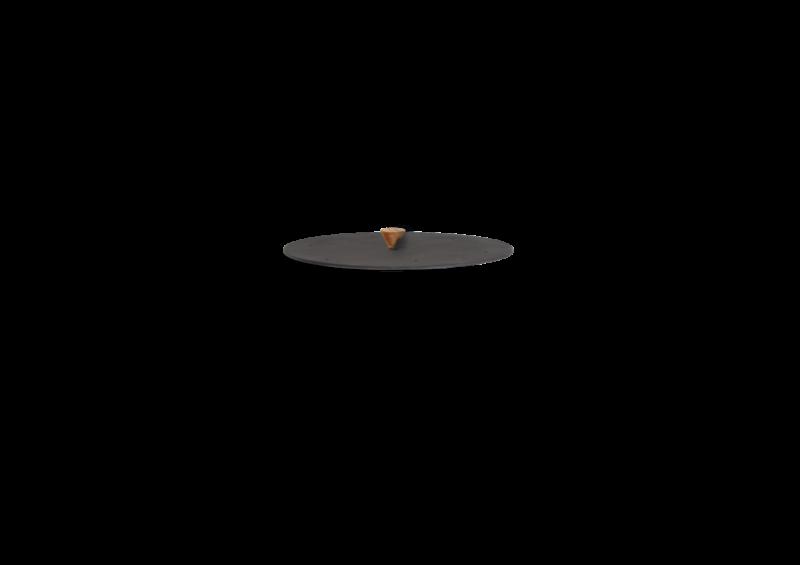 OFYR SNUFFER BLACK 100 (TŰZ KOPPINTÓ, FEKETE) MEGFELELŐ A 100-100 MODELLEKHEZ