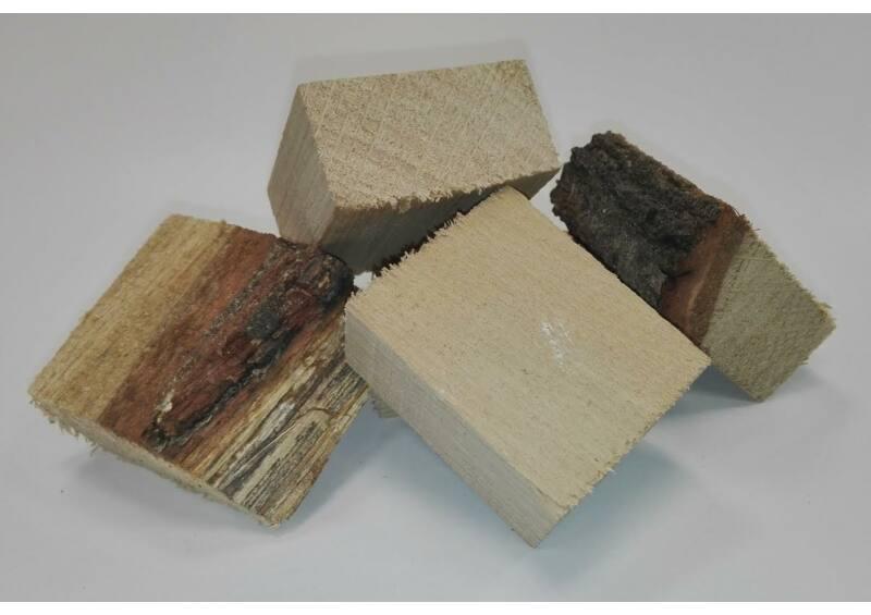 Tölgy Csonk füstölőfa 1 kg