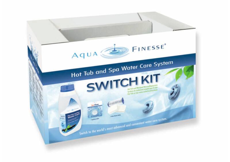 ÚJ! Aquafinesse Switch Kit vízkezelő csomag - (válts AquaFinesse-re!)