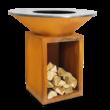 Living Selection - Truro ülőgarnitúra + AJÁNDÉK OFYR Classic Storage 100-100 kerti grill + kesztyű + grillfogó + spatula