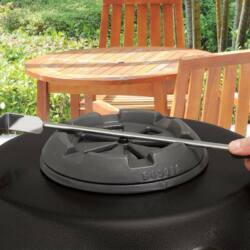 Broil King KEG™ 2000 - faszenes grill és füstőlő + CABINET (911500) Csomag akció!