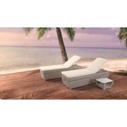 Caribbean egy személyes napozóágy