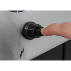 Broil King - Gem 340 BLACK kerti gázgrill