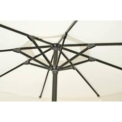 Garvida automata Napernyő 8 szögletű - 350cm - Natur