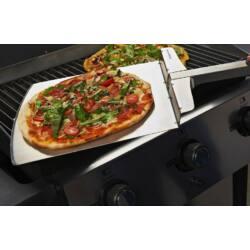 Összecsukható fém pizzalapát