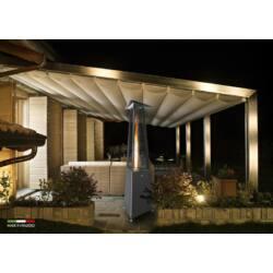 Italkero - Faló EVO COLOR - 10,2 KW teraszfűtés