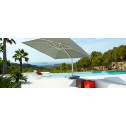 Aruba napernyő 3 méteres oldalkaros (talp nélkül)