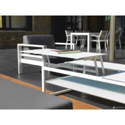 Miami felnyitható kávézó asztal - White