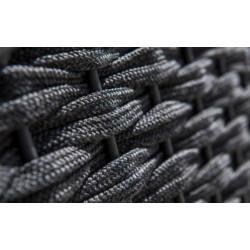 Palm étkező karosszék - Charcoal Mat (14mm)