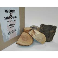 Almafa Csonk füstölőfa 1 kg