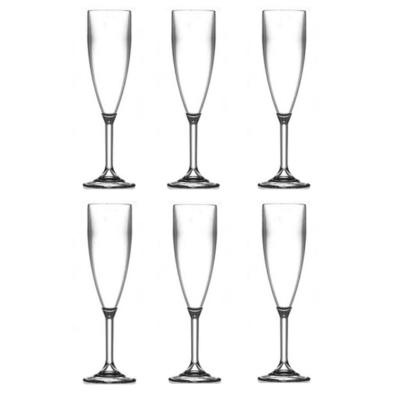 HAPPY SELECTION - Champagne Celebration - Pezsős pohár 19 cl - törhetetlen műanyag