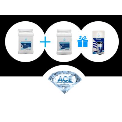 BASIC csomag - 2 x ACE só AJÁNDÉK só tesztcsíkkal