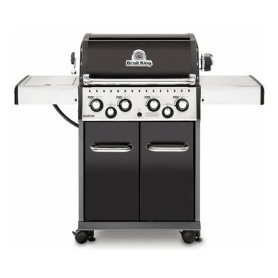 Broil King Baron 440 akció + ajándék prémium takaró, rácskiemelő, grill tisztító