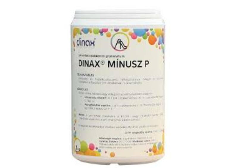 Mínusz P - pH csökkentő