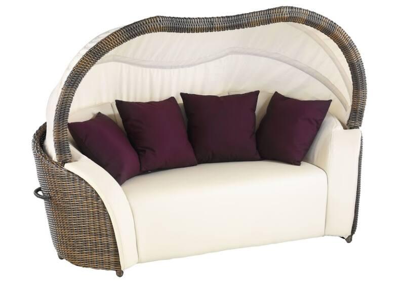 Luxor két személyes kanapé