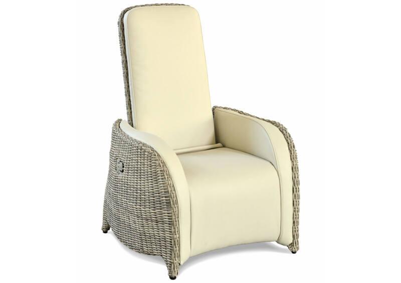 Luxor dönthető háttámlás fotel