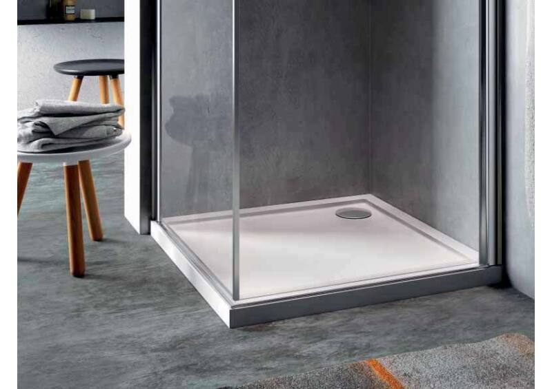 Glass Cinco zuhanytálca