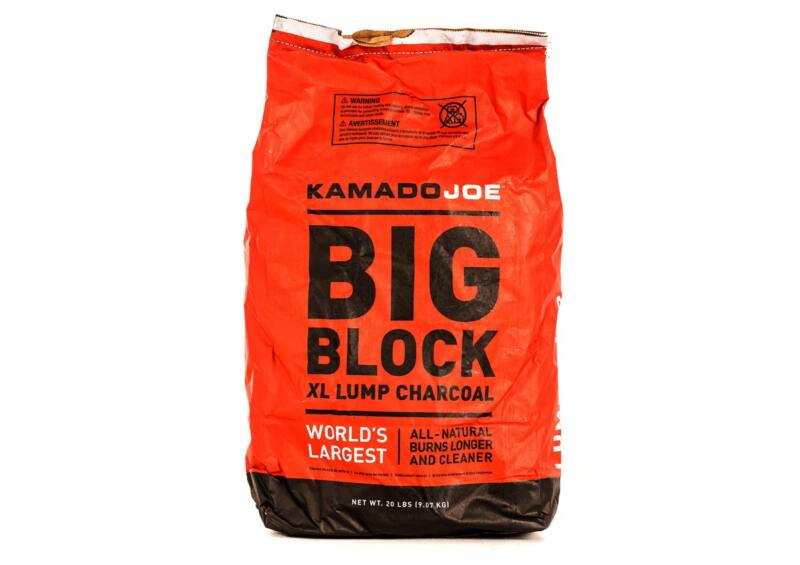 Faszén - KamadoJoe Big Block