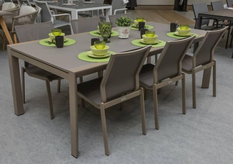 Tuli étkezőasztal