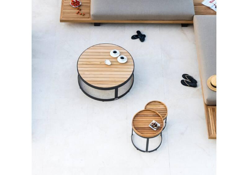 Adagio kávézó asztal