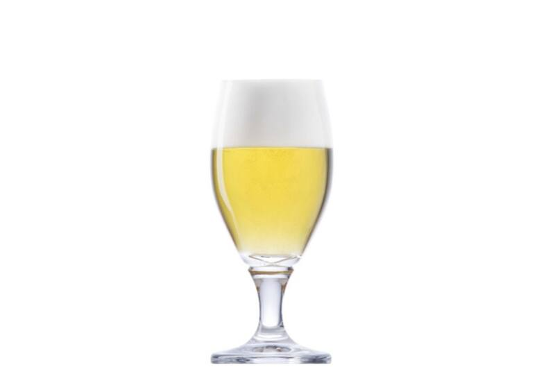Talpas sörös pohár 25 cl - törhetetlen műanyag