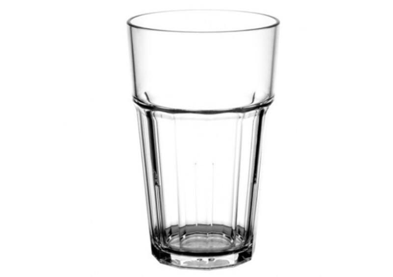 Vizes pohár 30 cl - törhetetlen műanyag