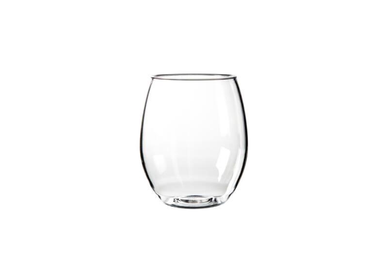 Vizes pohár 40 cl - törhetetlen műanyag