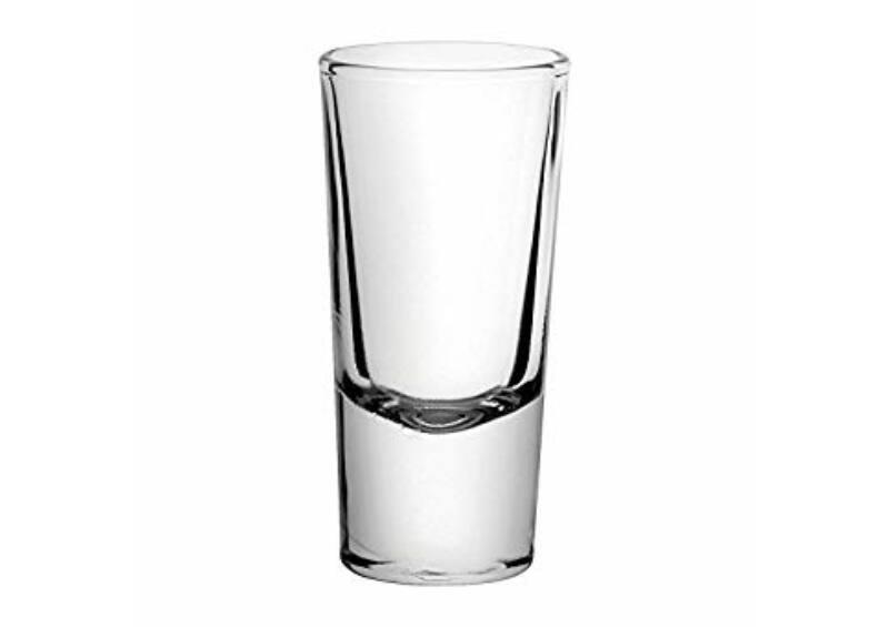 Pálinkás pohár 2.5 cl - törhetetlen műanyag